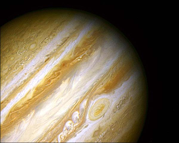 Hubble Telescope Close-Up Planet Jupiter Photo Print for Sale