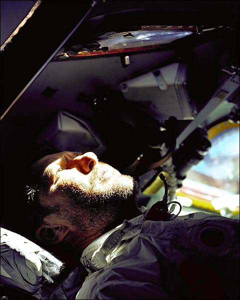Apollo 7 Astronaut Walter Schirra NASA Photo Print for Sale