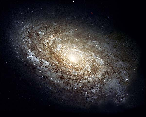 Hubble Space Telescope Galaxy NGC 4414 Photo Print for Sale