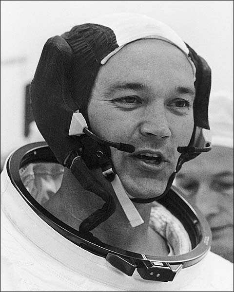 Apollo 11 Astronaut Michael Collins Photo Print for Sale