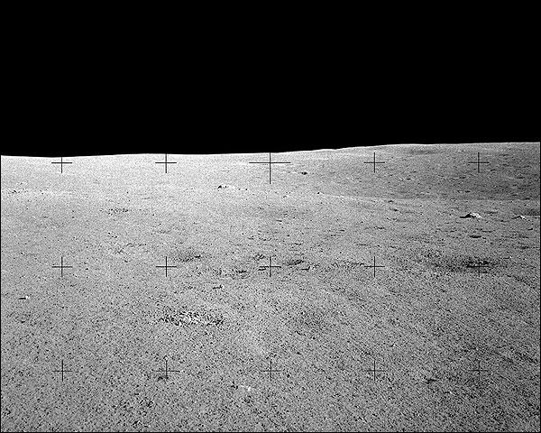 Apollo 14 Moon Surface EVA NASA Photo Print for Sale