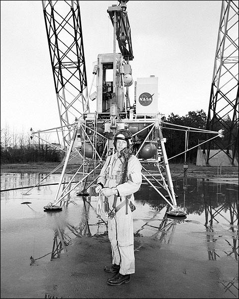 Apollo 11 Astronaut Neil Armstrong NASA Photo Print for Sale