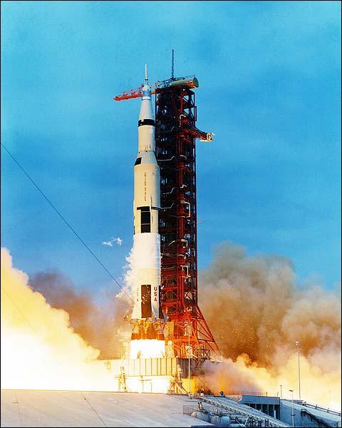 apollo 10 rocket - photo #21