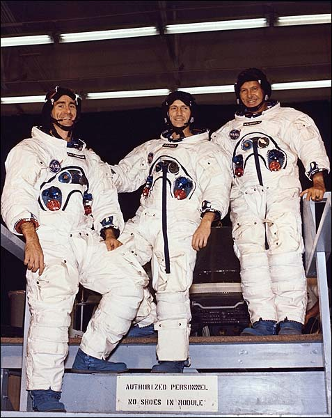 nasa apollo 7 crew - photo #2