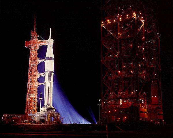 where did apollo 7 launch - photo #31