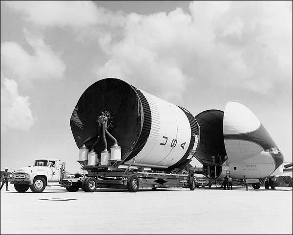 Spacecraft Construction NASA Apollo 7  Photo Print for Sale
