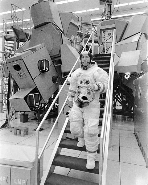 Astronaut James Jim Lovell Apollo 13 NASA Photo Print for Sale