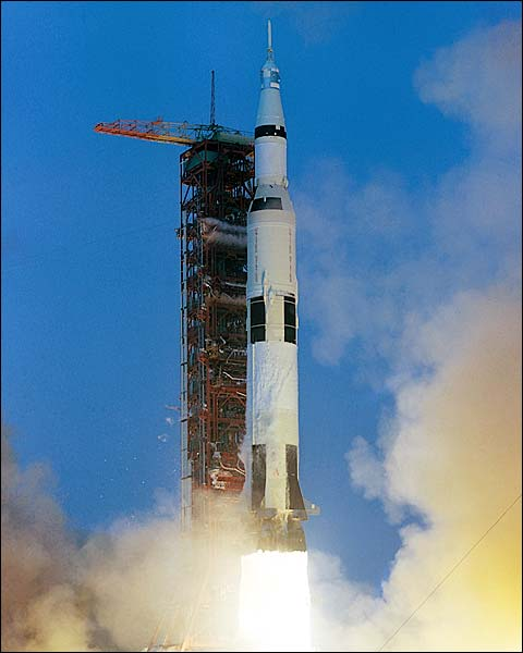 apollo 13 rocket launch - photo #7