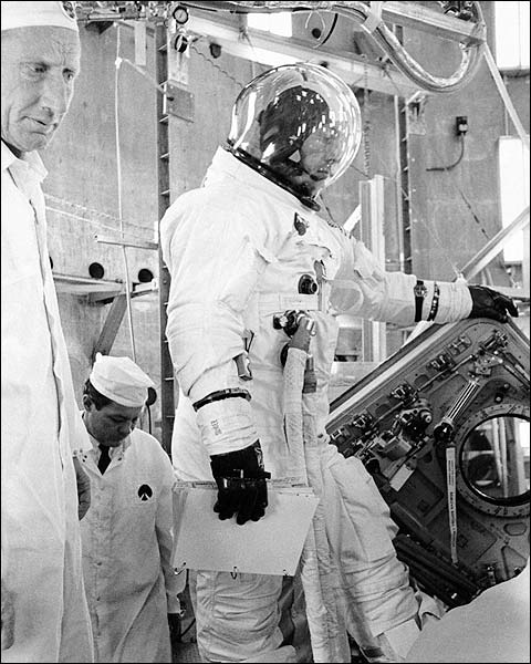 Apollo 13 Backup Astronaut Jack Swigert Photo Print for Sale