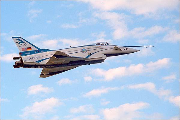 Rockwell / Messerschmitt Vector X-31 Photo Print for Sale