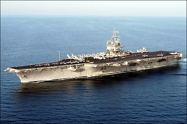 USS Enterprise CVN 65 at Sea Navy Photo Print for Sale