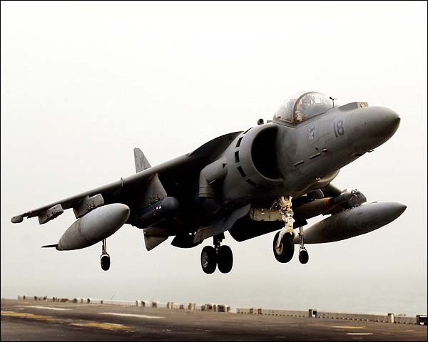 AV-8 AV-8B Harrier Operation Iraqi Freedom Photo Print for Sale