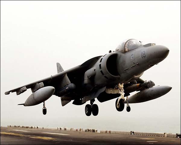 AV-8 AV-8B Harrier Operation Iraqi Freedom Photo Print for Sale