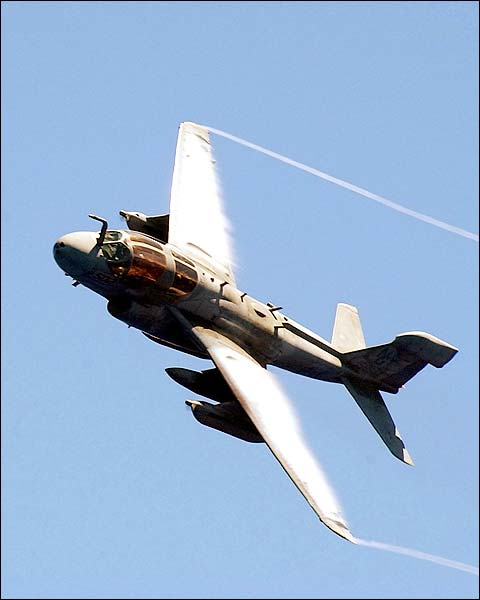 EA-6B Prowler Yellow Jackets US Navy Photo Print for Sale