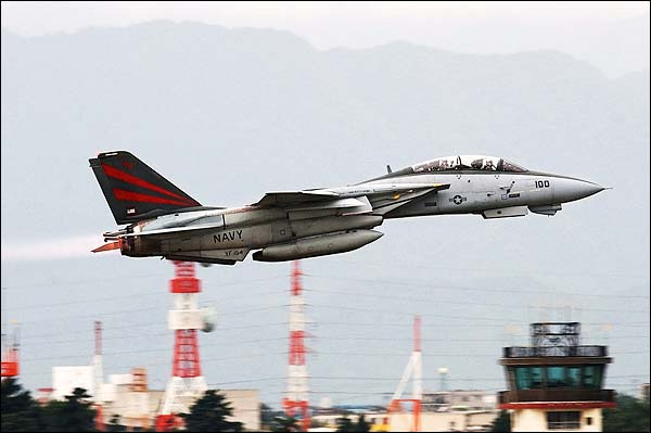 F-14 Tomcat Black Knights VF-154 Photo Print for Sale