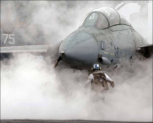 F-14 / F-14B Tomcat Swordsmen VF-32 Photo Print for Sale