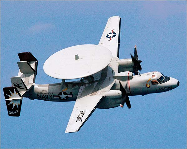 Northrop Grumman E-2C Hawkeye U.S. Navy Aircraft Photo Print for Sale