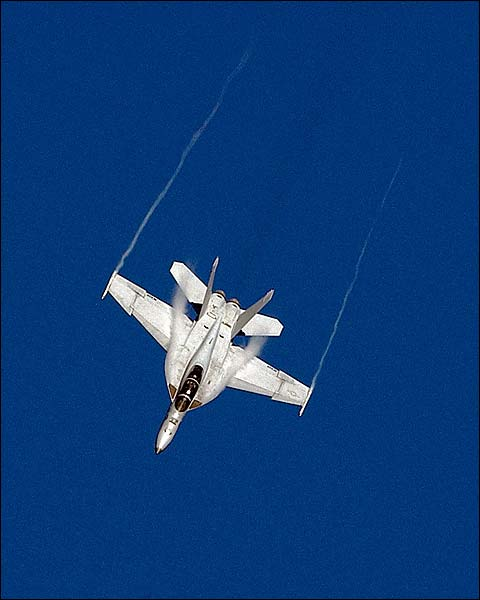 F/A-18F Super Hornet Aerial Demonstration Photo Print for Sale