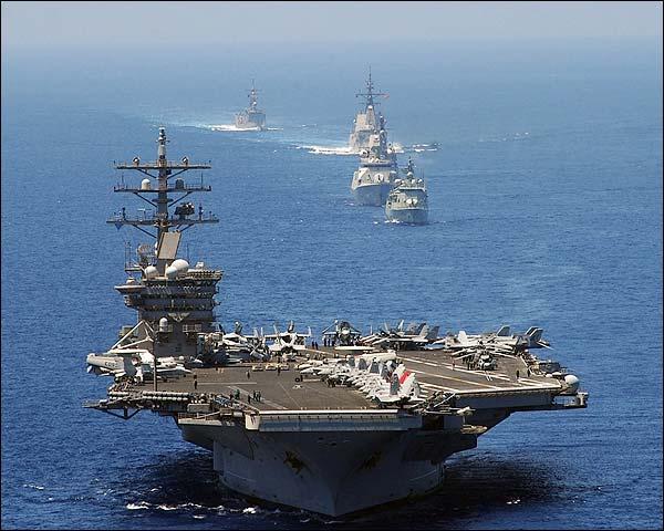 USS Dwight D. Eisenhower (CVN 69) U.S. Navy Photo Print for Sale