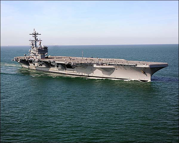 USS George H.W. Bush (CVN 77) U.S. Navy Photo Print for Sale