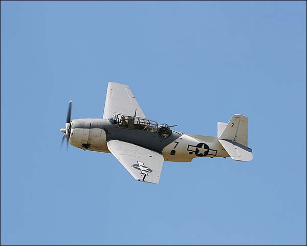 Grumman TBF Avenger WWII Aircraft Photo Print for Sale