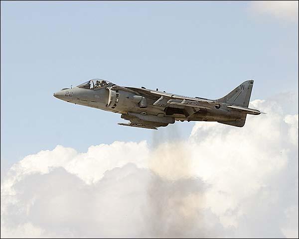 AV-8/AV-8B Harrier Jump Jet Aircraft Photo Print for Sale