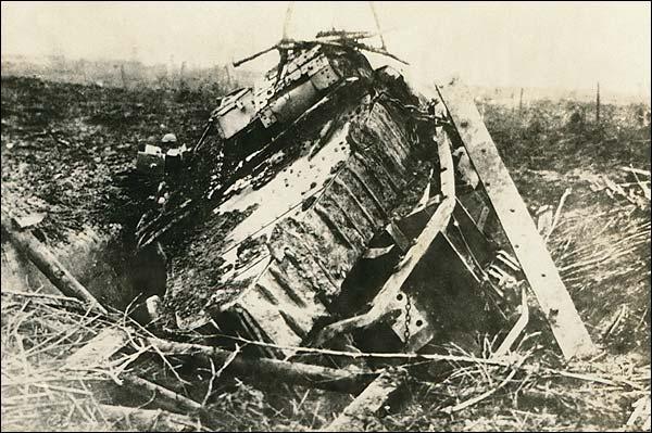 WWI British Mark I Tank Photo Print for Sale