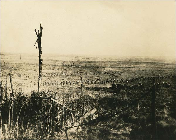 Battlefield of World War 1 Photo Print for Sale