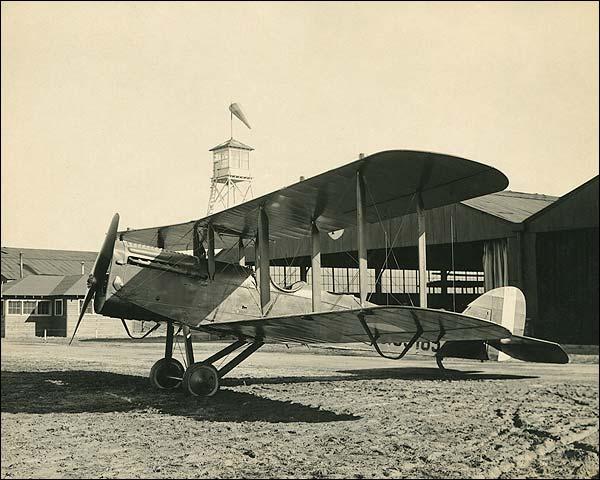 Curtiss JN-4 'Jenny' Biplane WWI Photo Print for Sale