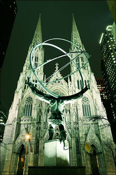 St. Patrick's Cathedral New York City Photo Print for Sale